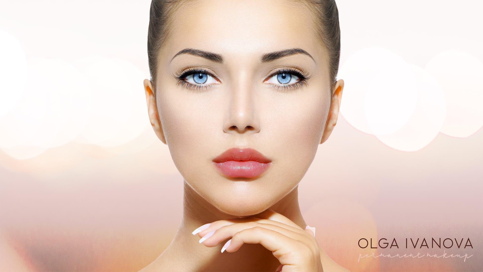 labbra effetto rossetto (dopo)