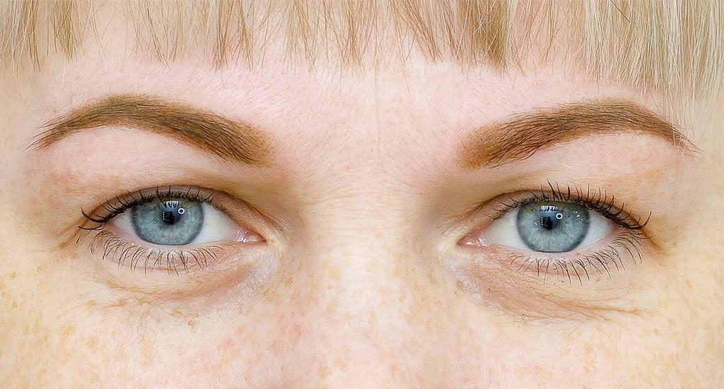 Trucco Permanente - Permanent Makeup Sopracciglia Tecnica Mista